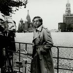 Dan Rather in Moscow
