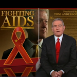 "Picture 1 - Title Shot of ""Fighting AIDS"""