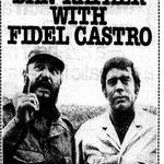 "Advertisement - ""Castro, Cuba and the U.S.A."""