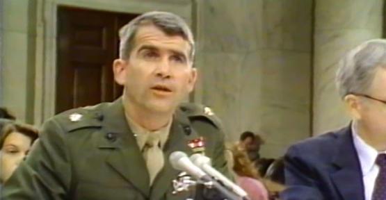 Iran-Contra Hearings | Dan Rather